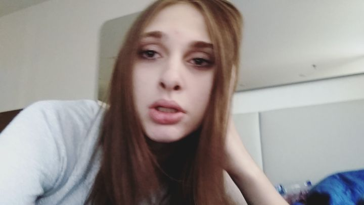 Blurry morning selfie from Alice Chekhova