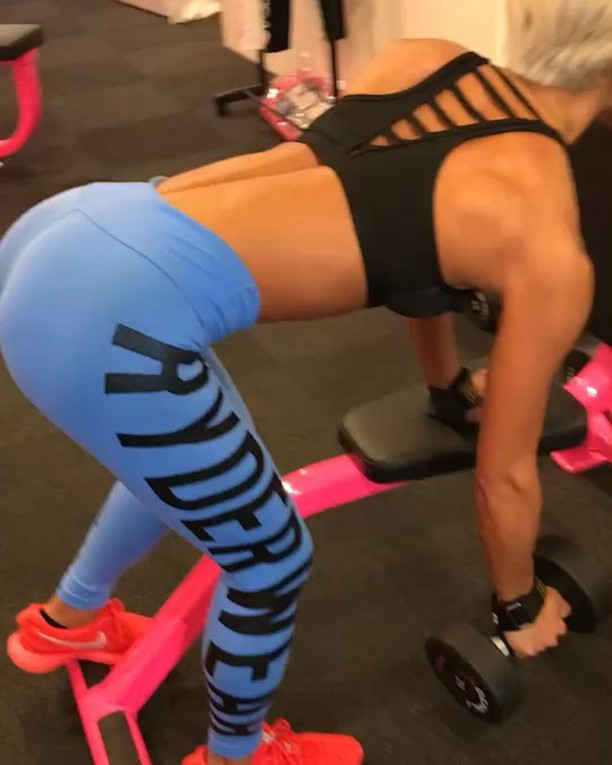 Miran booty fitness tokyo