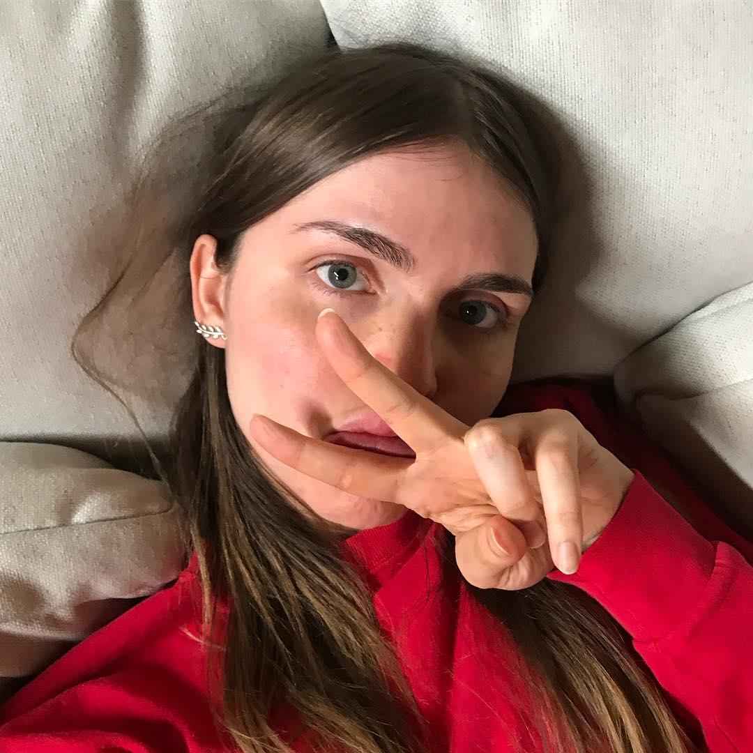 Tgirl Aryll Hayden face selfie