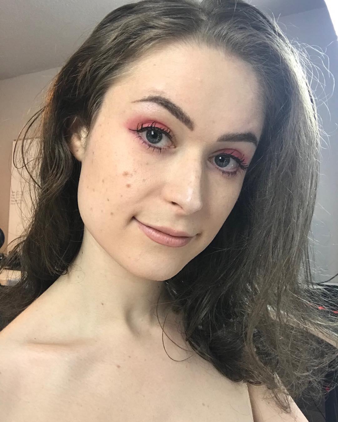 AnaNomie testing makeup