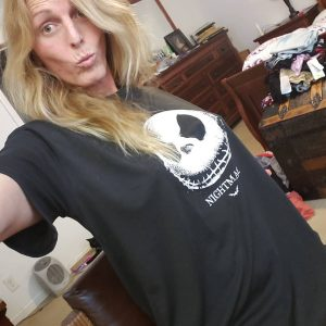 Kat Tanner new shirt