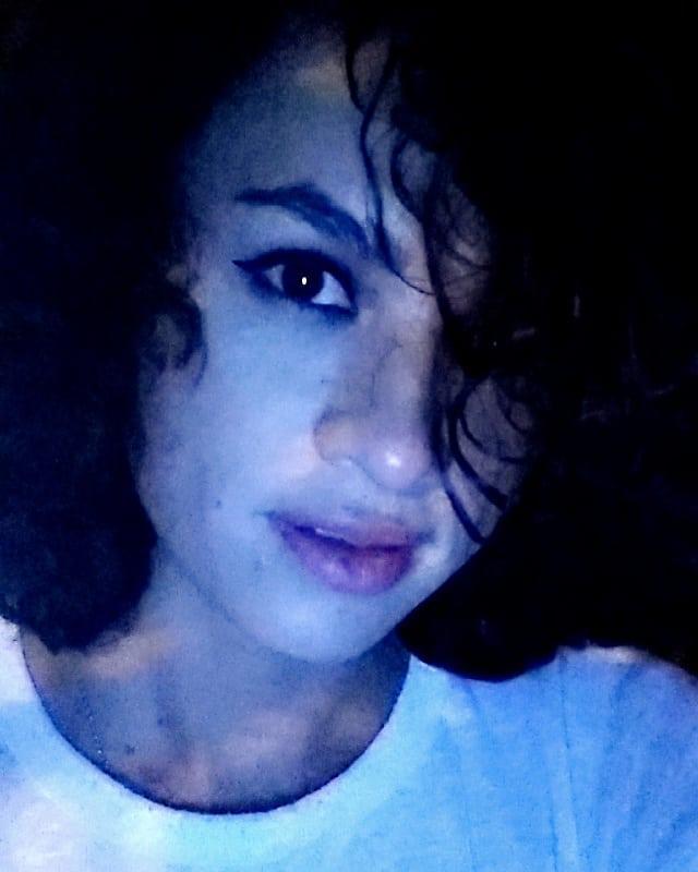 Nicolle Sexxx selfie