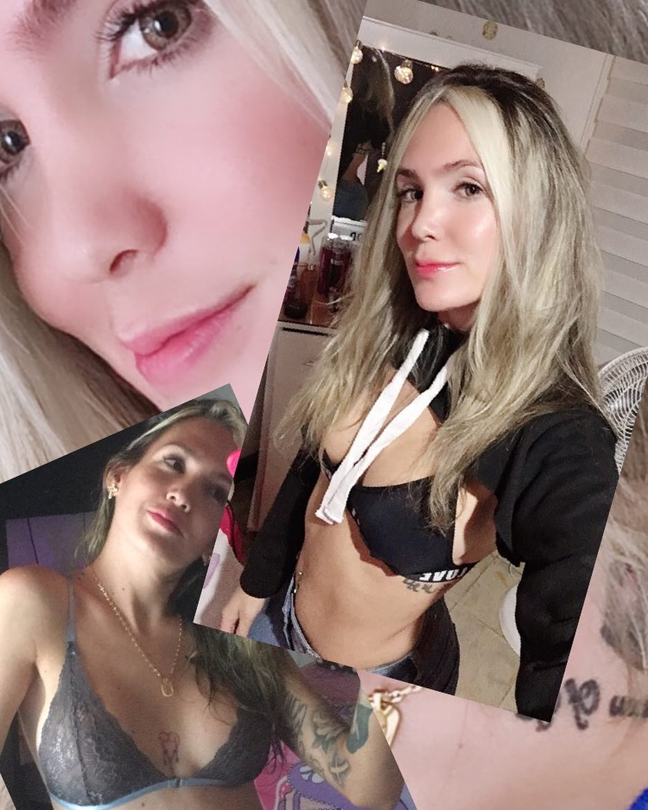 TS Kendra Sexy selfies