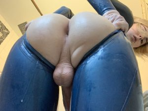 Ella Hollywoods TS butthole