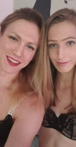 Two hot Traps camming