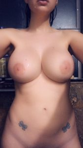 TS Bailey Jay's boobs