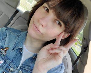 Rare ts Annabellus car selfie