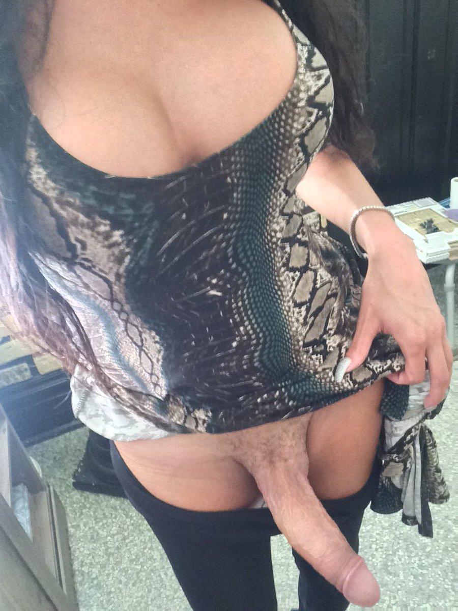 Mia Isabella's big cock