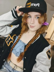 TS Erica Cherry Pornhub star