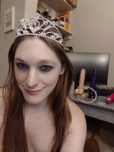Princess Fluffy ts tiara